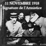 11 novembre 1918 - Fin de la guerre 1914-1918 - Texte documentaire - Exercices  : 1ere, 2eme Primaire