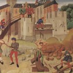 Constructions du Moyen Age Diaporama - TBI : 4eme Primaire