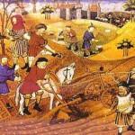 Vie des paysans au Moyen Age Diaporama - TBI : 4eme Primaire