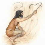 L'art et la pensée au temps de la préhistoire Diaporama - TBI : 3eme Primaire